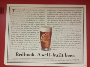 Artwork at Redhook Brewery