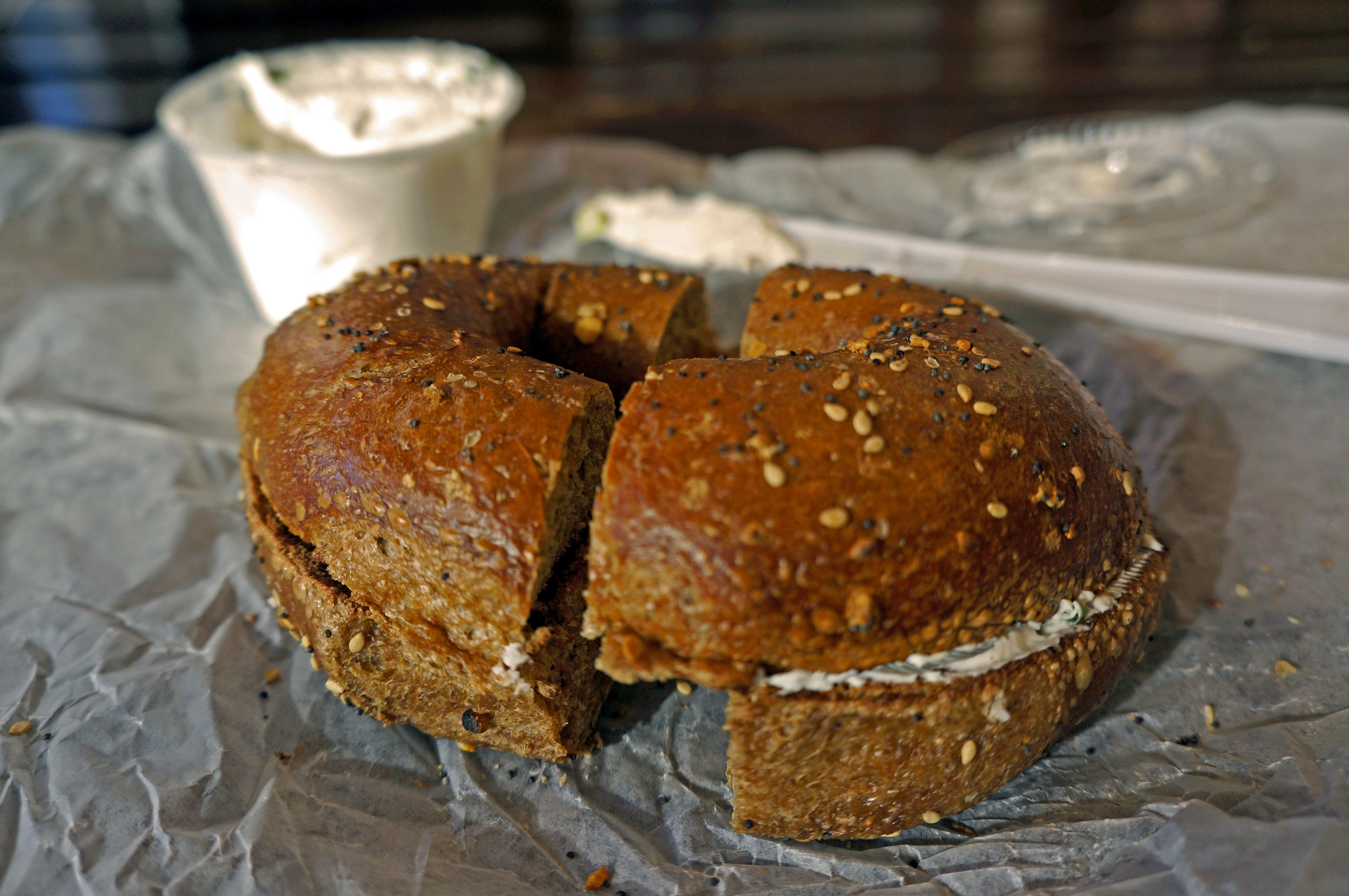 Review, retrieved- from. Absolute bagels. Eats, israeli cuisine ...