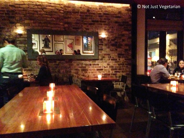 Inside Hearth NYC - 1