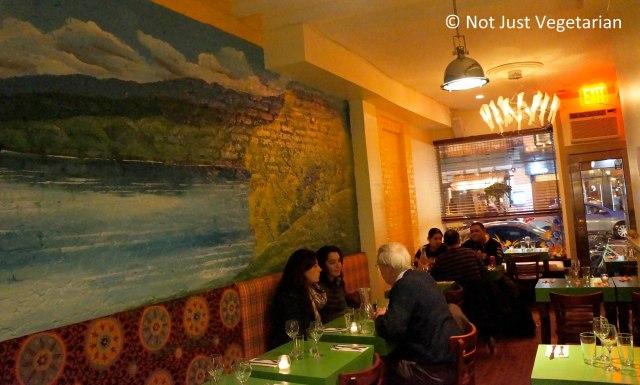 Inside Table Verte NYC - 2