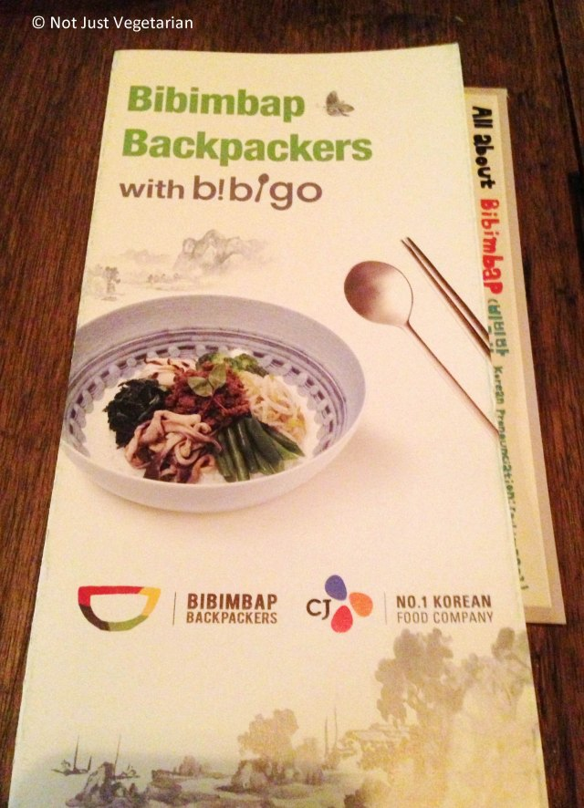 Bibimbap Backpackers with Bibigo at Take 31 in NYC