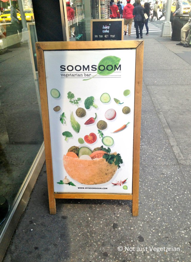 SoomSoom 55 in Midtown East NYC