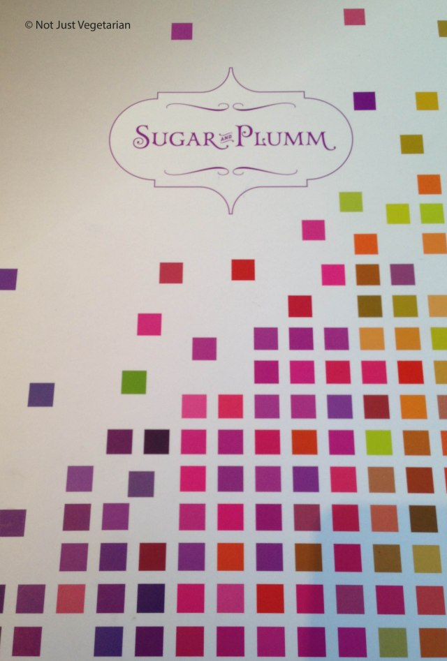 Menu at Sugar and Plumm NYC