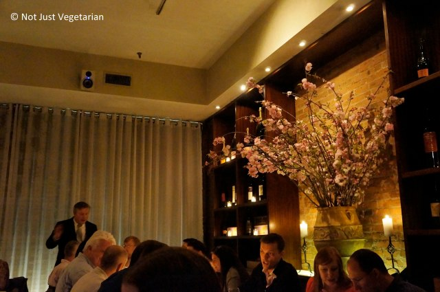 Inside Thalassa NYC - 2 - dining area