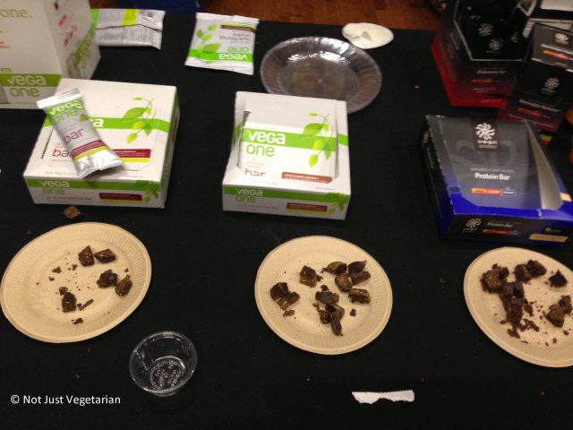 Vegan Proteins at The Seed 2013 in NYC
