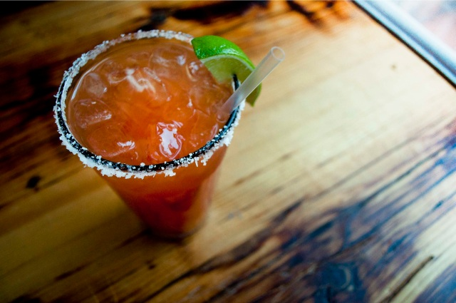 Michelada at Tres Carnes NYC - photo courtesy Tres Carnes