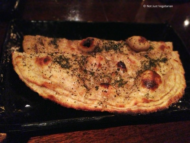 Pudina Paratha at Mint Leaf Restaurant & Bar, Haymarket, London