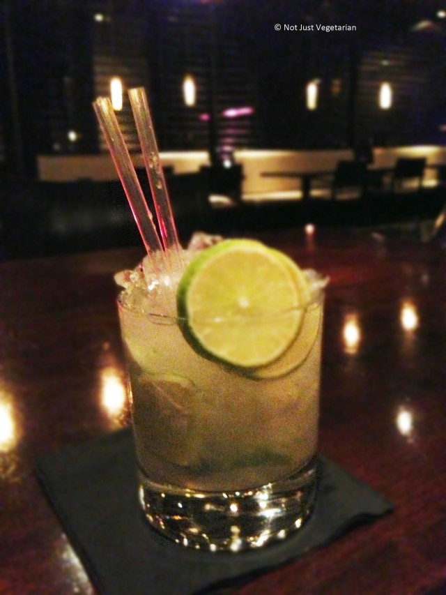 Caipirinha at Mint Leaf Restaurant & Bar, Haymarket, London