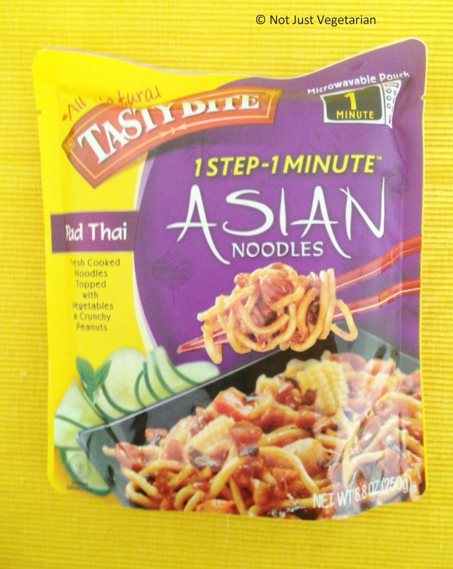 Pad Thai - vegan, vegetarian, kosher - from Tasty Bite
