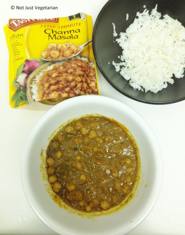 Chana Masala - vegan, vegetarian, gluten-free, and kosher - from Tasty Bite