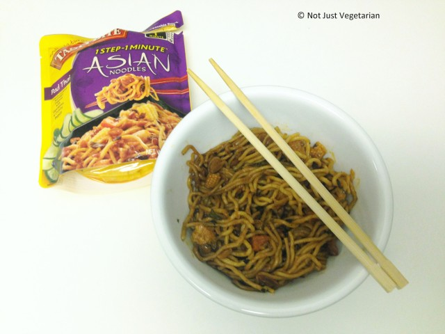 Kung Pao Noodles - vegan, vegetarian, kosher - from Tasty BIte