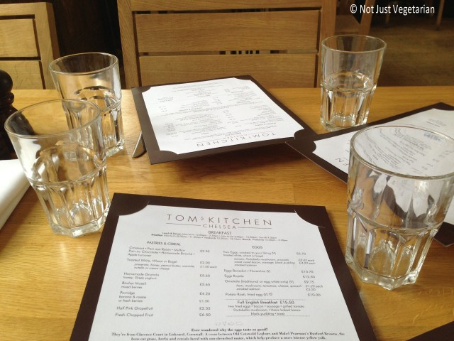 In Tom's Kitchen, Chelsea, London