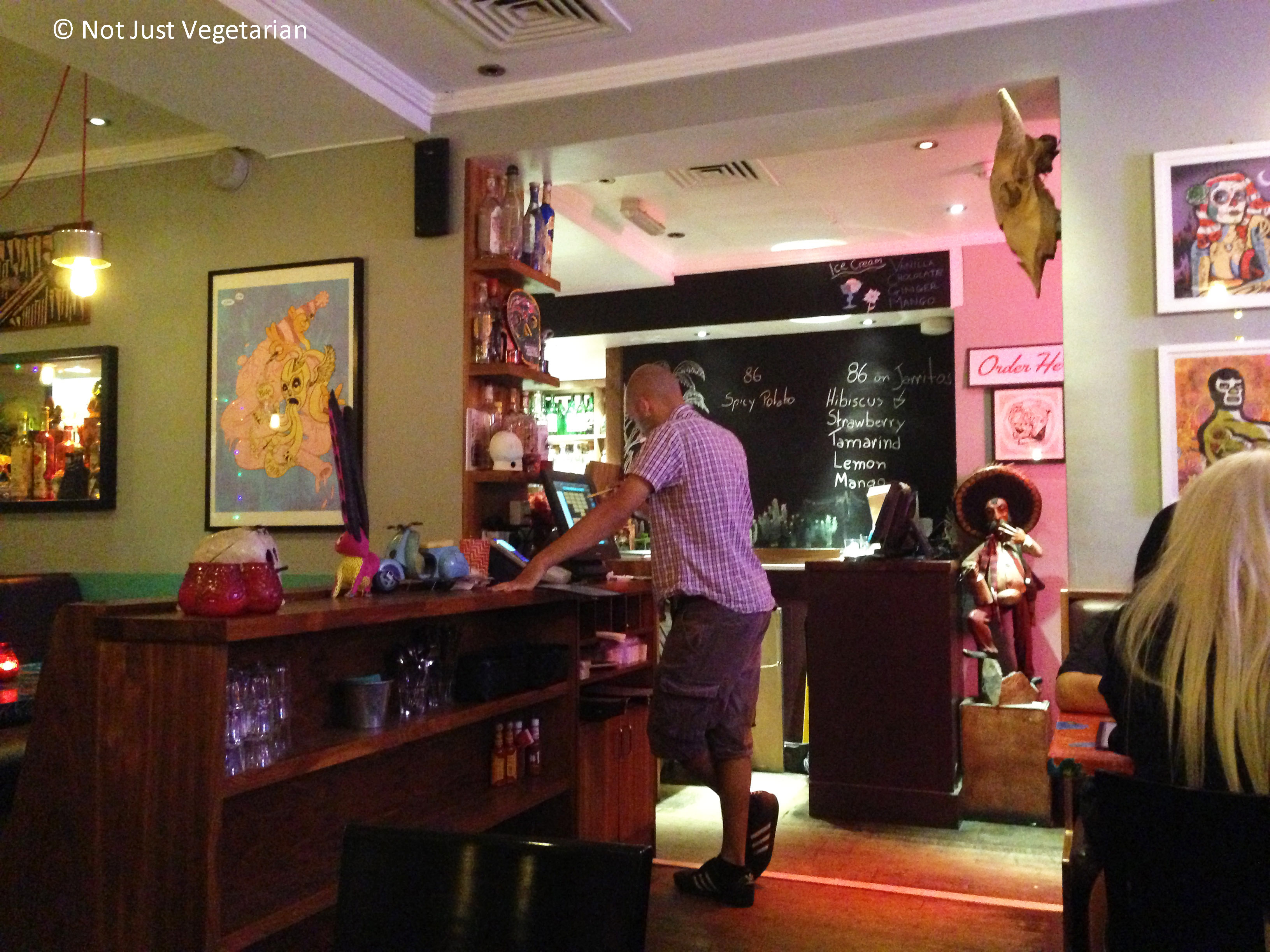 El Camion offers late night Mexican in Soho, London   Not Just ...