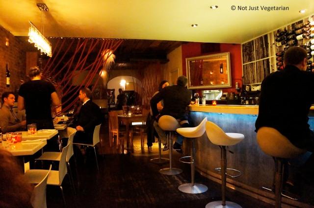 Inside Giano NYC