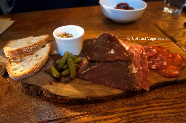 Charcuterie at 28-50 in Marylebone,London